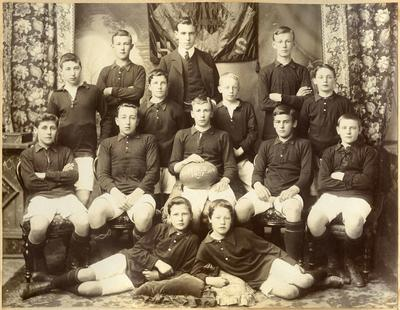 Waitaki Boys' High School rugby team