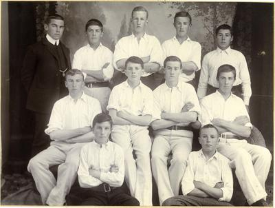 Waitaki Boys' High School Junior Eleven cricket team