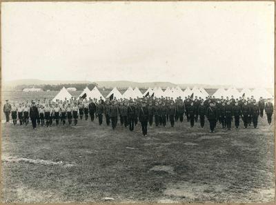 Waitaki Boys' High School Cadets