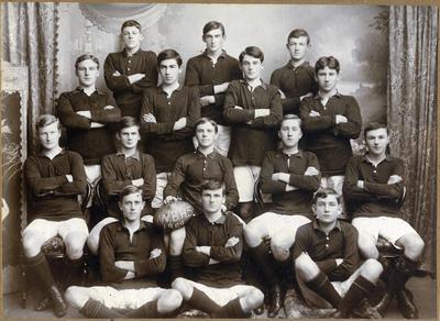 Waitaki Boys' High School Second Fifteen rugby team
