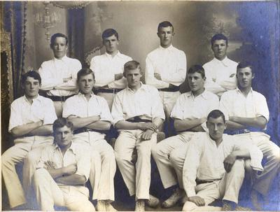 Waitaki Boys' High School First Eleven cricket team