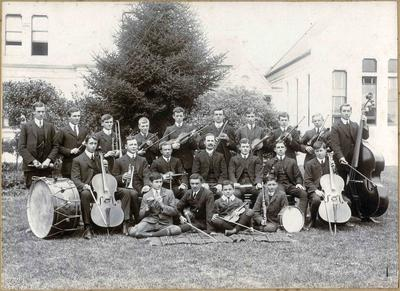 Waitaki Boys' High School orchestra