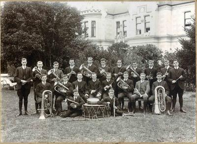 Waitaki Boys' High School band