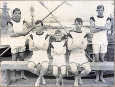 Waitaki Boys' High School rowing crew