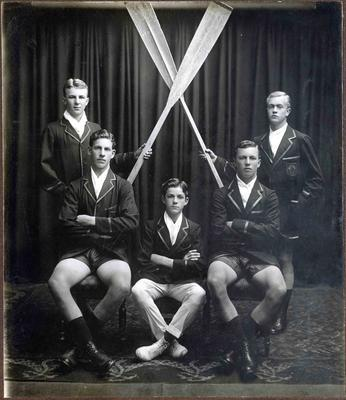 Waitaki Boys' High School rowing