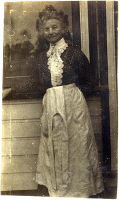 Mrs Biddy McComb. Waitaki Boys' High School