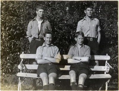 Waitaki Boys' High School students