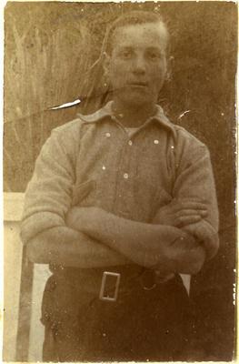 Garland. Waitaki Boys' High School; P0109.063.6