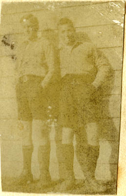 Pringle and  Garland. Waitaki Boys' High School