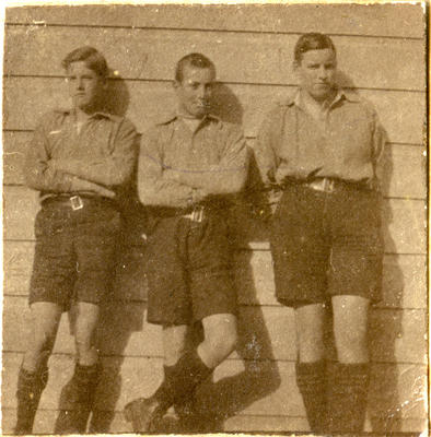 Pringle, Garland and Manchester. Waitaki Boys' High School