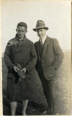 McQuinn and Begg, Waitaki Boys' High School
