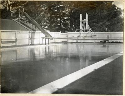 The school baths, Waitaki Boys' High School