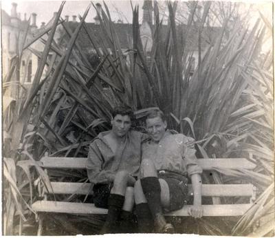 Hunter and Manchester. Waitaki Boys' High School; P0109.063.28