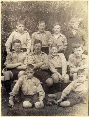 Waitaki Boys' High School students; P0109.063.33