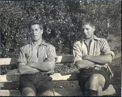 Falkner and McPhail, Waitaki Boys' High School