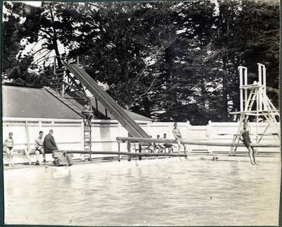Waitaki Boys' High School swimming baths; P0109.082.29