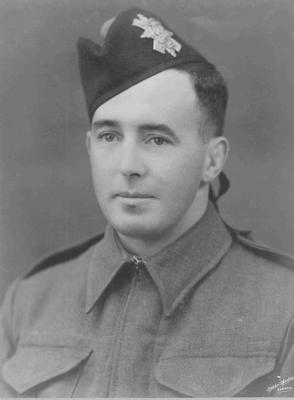 T E McPhee, Awamoko. Died at Battle of Cassino, Italy, 2 April 1944, aged 30