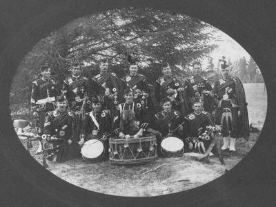 North Otago Highland Pipe Band