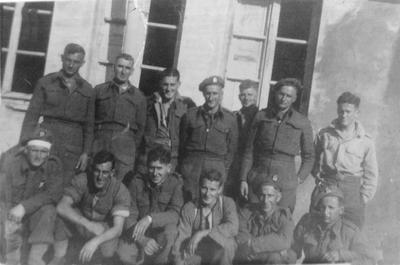 Oamaru soldiers from D. Company 26th Battalion