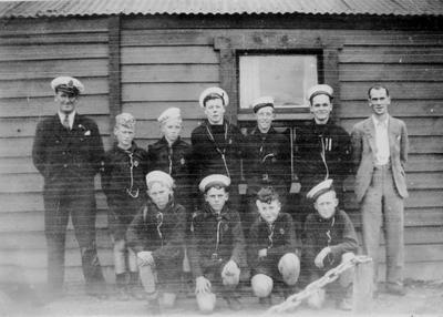 Scott's Own Sea Scouts, Oamaru, c.1936 - 1940
