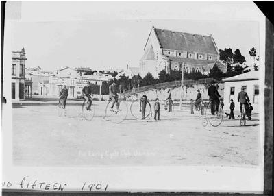 An Early Cycle Club, Oamaru