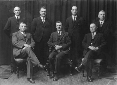 Oamaru Borough Executive Officer 1936