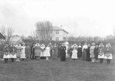 Oamaru Hospital  Pageant of Nursing