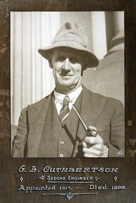 Cuthbertson, G L