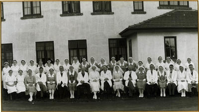 Oamaru Hospital Staff