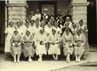 Oamaru Hospital Staff Nurses