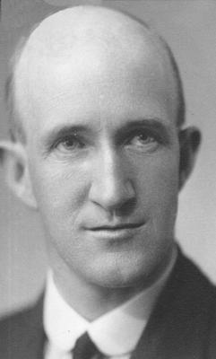 Portrait of (Sir) Arnold Nordmeyer