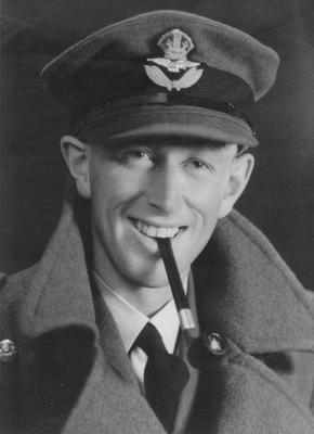 Sanders, John Evelyn. Flight Lieutenant RNZAF