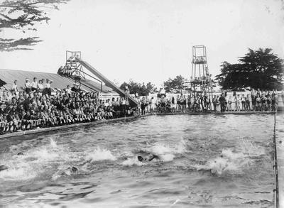 Waitaki boys High School Pool