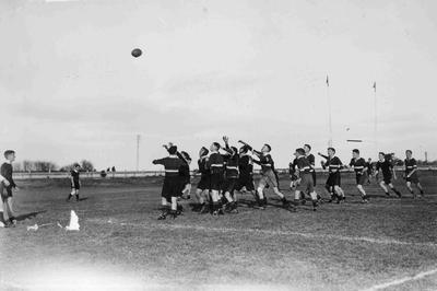 Waitaki versus Southland match