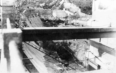Hydro Scheme, Dam, North Otago