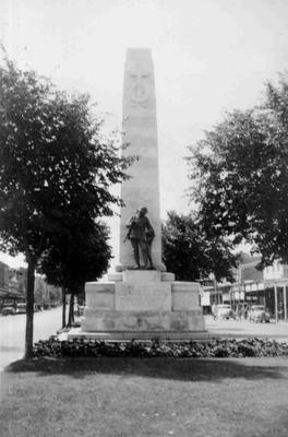 War Memorial, Thames Street