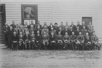 Hope of Maheno Lodge IOOF No 44, Jubilee, August, 1939.