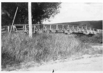 Tokarahi bridge