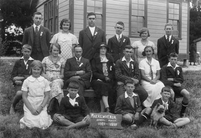 Maerewhenua School Jubilee
