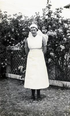 Kennedy, Gertrude. Oamaru Public Hospital nurse