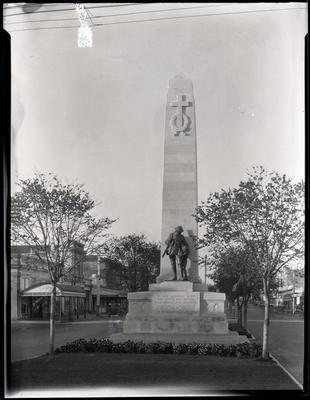 World War One memorial, Oamaru