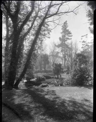 Wonderland garden, Oamaru Public Gardens