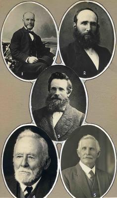 Pioneer Committee Men