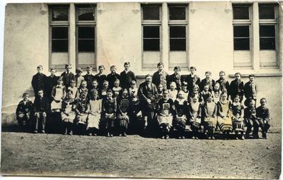 Waiareka School pupils