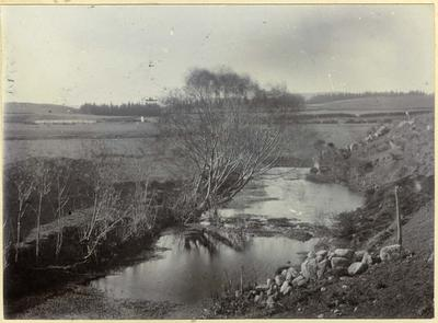 Creek, location unidentified