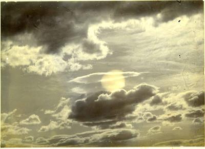 Cloudy sky; 2014/45.02.110