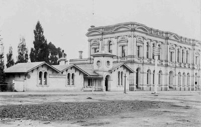 Old Oamaru Post Office, Thames Street