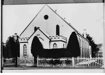 Church, Oamaru