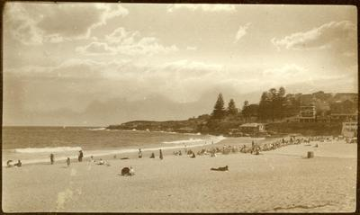 Beach, location unidentified