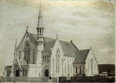 St. Paul's Presbyterian Church, Coquet Street Oamaru
